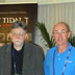 Jonathan Valin and Robert Harley in the TIDAL Room at RMAF