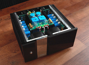 TIDAL Impulse Amplifier
